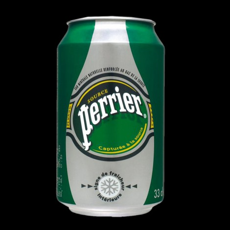 P7 Perrier 33cl
